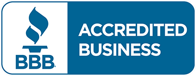 BBB Accredited Business logo | Fields Insurance