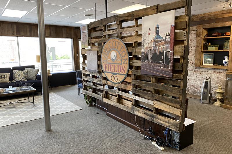 Fields Insurance inside Somerville office photo