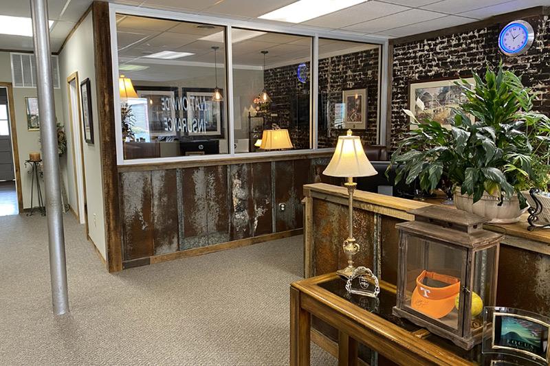 Michael's office Somerville TN